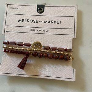 Melrose & Market Gemstone Bracelet